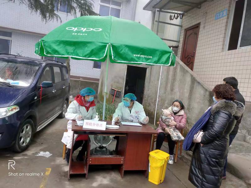 抗击新型冠状病毒肺炎疫情  人大代表在行动